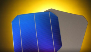 Record High for Screen-Printed Silicon Solar Cell