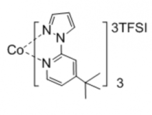 FK 209 Co(III) TFSI salt,CAS NO.: 1447938-61-5