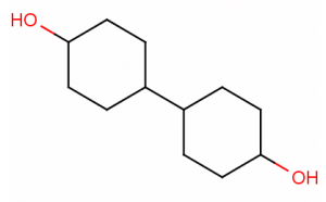 4,4′-Bicyclohexanol,CAS NO.: 20601-38-1