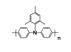 Poly[bis(4-phenyl)(2,4,6-trimethylphenyl)amine](PTAA),CAS NO.: 1333317-99-9
