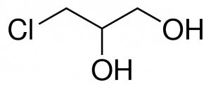1-chloro-2,3-dihydroxypropane,CAS NO.: 96-24-2