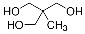 Trimethylolethan, TME, CAS No .: 77-85-0