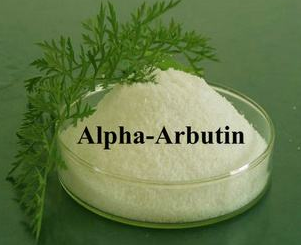 alpha-arbutin can effectively inhibits formation of melanin