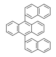 9,10-Di (2-naphthyl) anthracene (aha litsela), CAS NO .: 122648-99-1