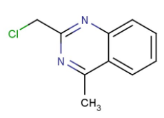 2-(chloromethyl)-4-methylquinazoline,CAS NO.: 109113-72-6