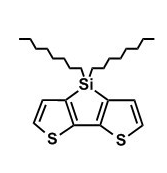 4،4-Dioctyl-4H-silolo [3،2-ب: 4،5-ب '] dithiophene، CAS NO: 1160106-12-6